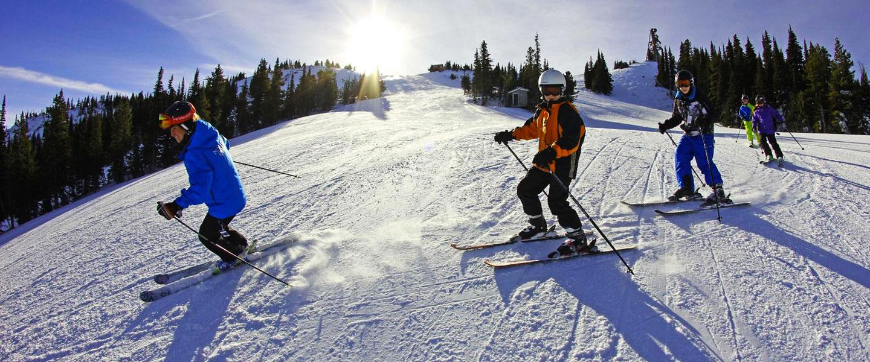 ski lessons switzerland